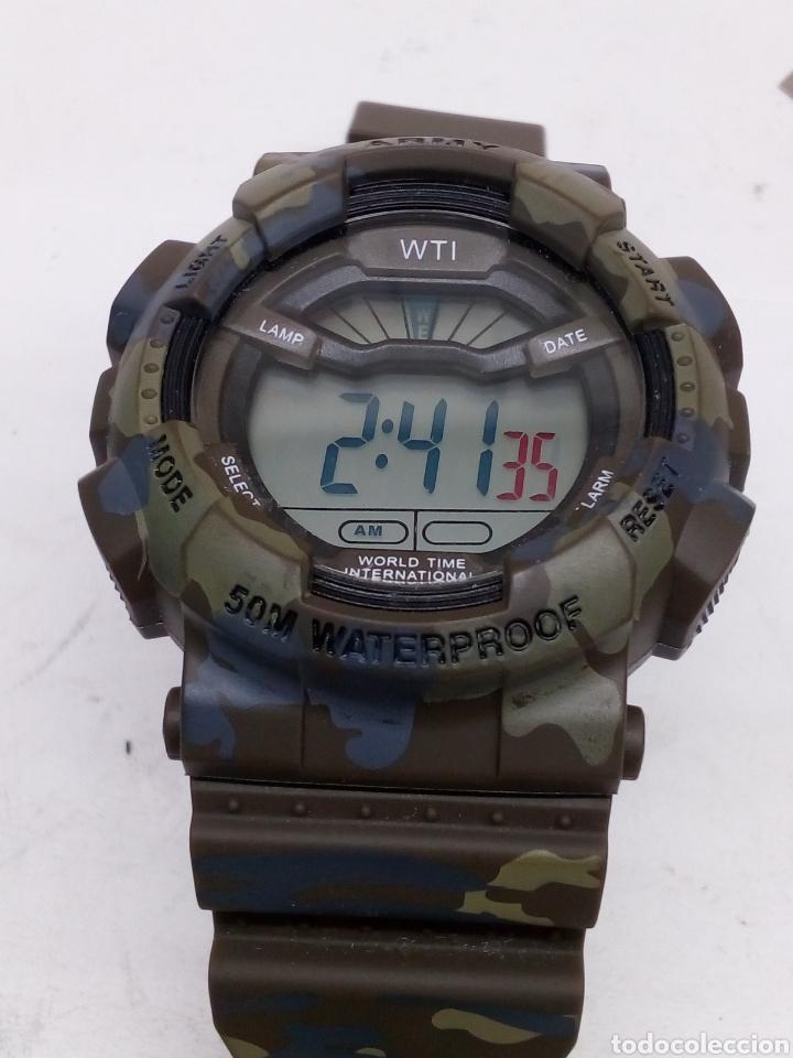 diseño de calidad 20299 39566 Reloj WTI Army dijital nuevo