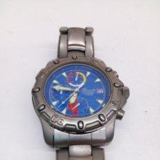 Relojes: RELOJ THERMIDOR CHRONOGRAPH TITANIUN. Lote 146138645