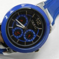 Relojes: RELOJ DE PULSERA MARCA SBAO QUARTZ. Lote 146150698