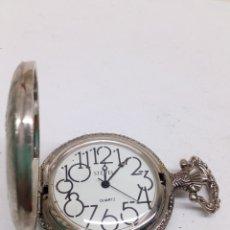 Relojes: RELOJ DE BOLSILLO STEVEL QUARZO PILA. Lote 150213617