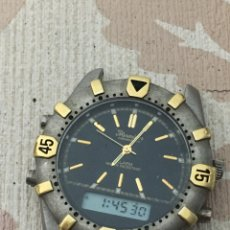 Relojes: RELOJ THERMIDOR CHRONOGRAF [ ANALÓGICO / DIGITAL ] 289106 PARA CABALLERO. Lote 146419040
