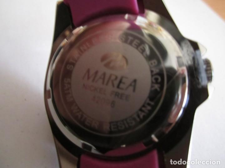 Relojes: reloj marea chica stainless steel 5 at water resistant - Foto 3 - 146635838