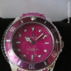 Relojes: RELOJ MAREA CHICA STAINLESS STEEL 5 AT WATER RESISTANT. Lote 146635838
