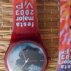 Relojes: RELOJ DRAC FESTA MAJOR 2003 VILAFRANCA PENEDES. Lote 146728918