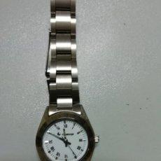 Relojes: RELOJ PUBLICIDAD DE CAJARIOJA. Lote 146761434