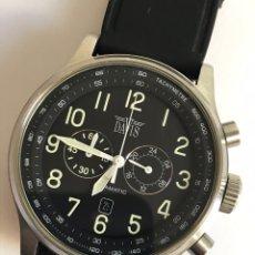 Relojes: RELOJ DAVIS AVIAMATIC PARIS QUARTZ CALENDAR TAMAÑO GRANDE. Lote 146858969