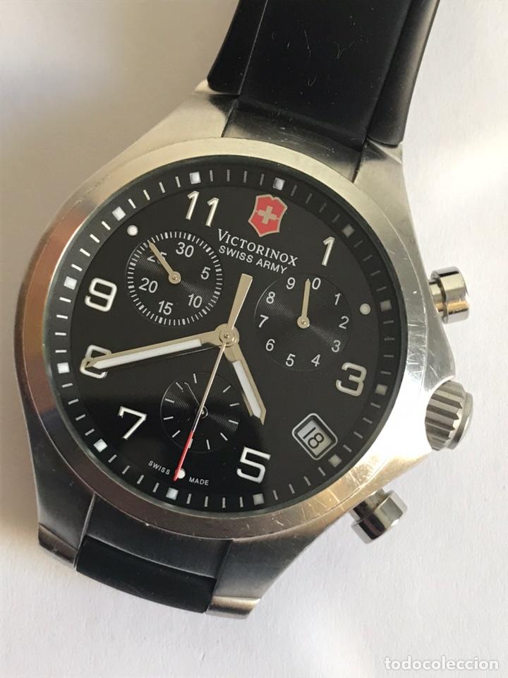 4a7a60c9ecd3 Reloj victorinox swiss army chronograph quartz - Sold through Direct ...