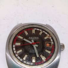 Relojes: RELOJ KALINKA CARGA MANUAL 17 RUBIS. Lote 147015122