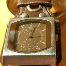 Relojes: RELOJ QUARTZ - FUCIONANDO. PILA NUEVA 5 AÑOS. ENERO 2.019. 36 MM. S/C. DESCRIP. Y FOTOS.. Lote 147305990