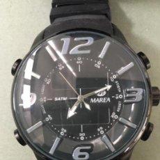 Relojes: RELOJ DE CUARZO DE LA MARCA MAREA SATM, CON CORREA DE GOMA. Lote 147455570