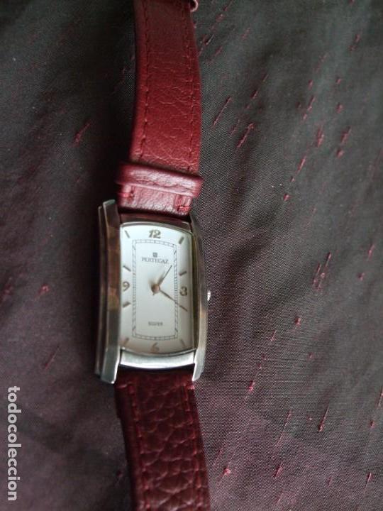 Relojes: RELOJ PULSERA PERTEGAZ, PLATA - Foto 6 - 147699362