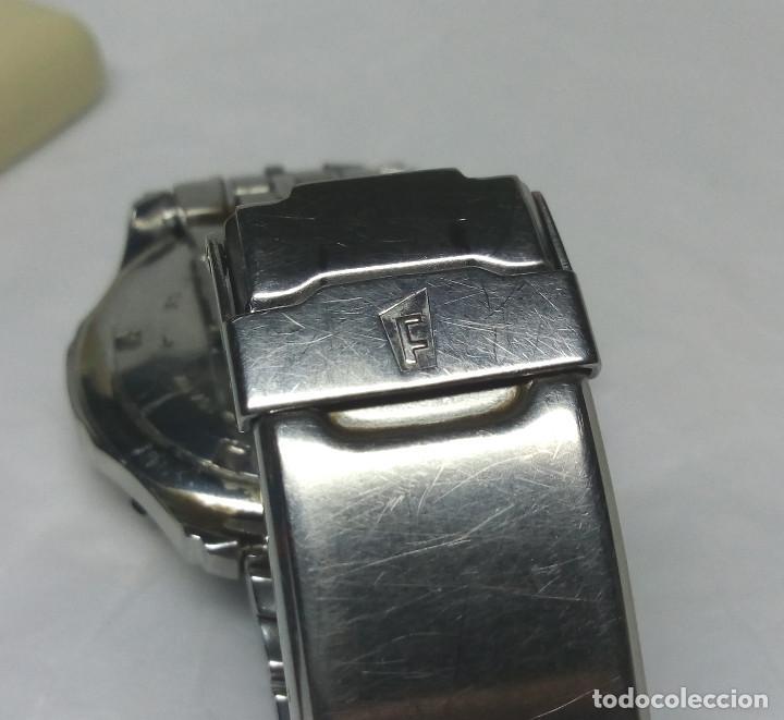 Relojes: RELOJ FESTINA CRONOGRAPH DE CUARZO - CAJA 45 mm - FUNCIONANDO - Foto 4 - 147746182