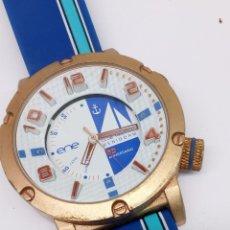 Relojes: RELOJ ENE CLUB NAUTICO BENIDORM 50ANIVERSARIO. Lote 148214578