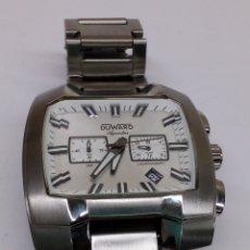 Relojes: RELOJ DUWARD ACUASTAR CHRONOGRAPH DIAL NUEVO. Lote 148222130