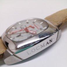 Relojes: RELOJ LOCMAN ITALI CHRONOGRAPH 1970. Lote 148224153