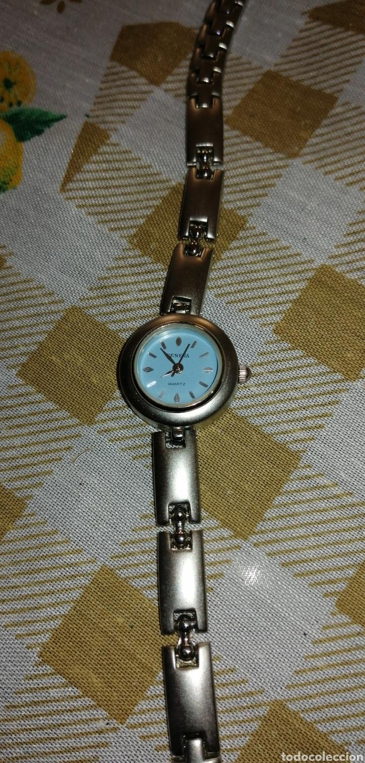 RELOJ DE SEÑORA MARCA GENEVA (Relojes - Relojes Actuales - Otros)