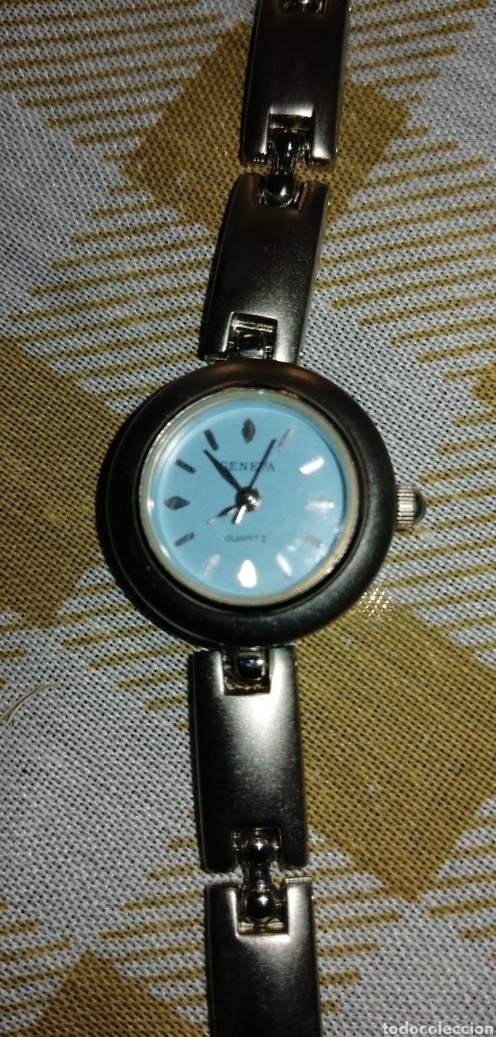 Relojes: RELOJ DE SEÑORA MARCA GENEVA - Foto 2 - 148541861