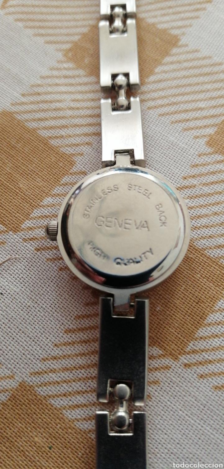 Relojes: RELOJ DE SEÑORA MARCA GENEVA - Foto 3 - 148541861
