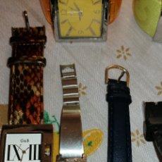 Relojes: LOTE DE 12 RELOJES DE SEÑORA DE DISTINTAS MARCAS. Lote 148542764