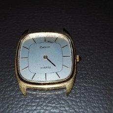 Relojes: ANTIGUO RELOJ VINTAGE CANON SIN PROBAR. Lote 148641690