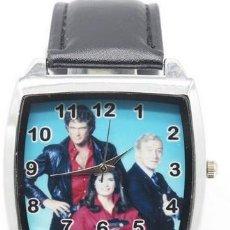 Relojes: RELOJ EL COCHE FANTASTICO (KNIGHT RIDER) (MODEL 2) (COLOR NEGRO). Lote 148702198