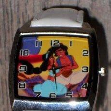 Relojes: RELOJ ALADDIN (COLOR BLANCO). Lote 148702886