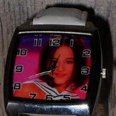 Relojes: RELOJ ALIZEE (COLOR BLANCO). Lote 148702946