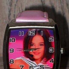 Relojes: RELOJ ALIZEE (COLOR ROSA). Lote 148703590