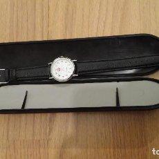 Relojes: RELOJ DE PULSERA UGT CON ESTUCHE + REGALO. Lote 148848750