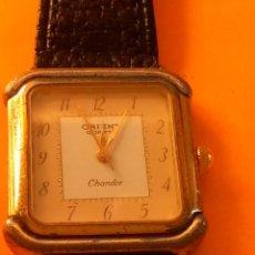 Relojes: RELOJ ORIENT QUARZO. ORIGINAL AÑOS 70. FUNCIONANDO. BATERIA NUEVA JUNIO 2.019. DESCRIP. Y FOTOS.. Lote 148907406