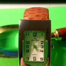 Relojes: RELOJ DE QUARTZ MICHEL RONEE. BATERIA NUEVA. OCTUBRE 2.019. PERFECTO. DESCRIP. Y FOTOS.. Lote 149107498