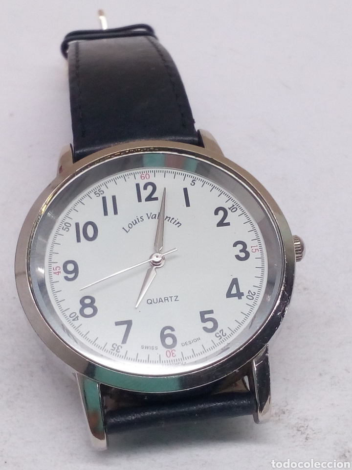 RELOJ LOUIS VALENTIN QUARTZ (Relojes - Relojes Actuales - Otros)