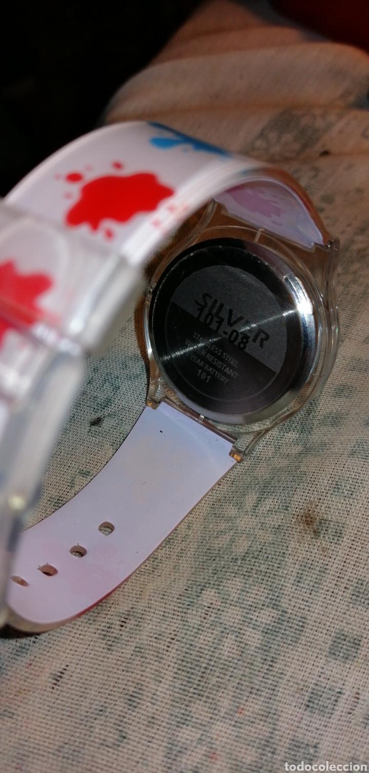 Relojes: RELOJ INFANTIL MARCA SILVER WATER RESISTANT - Foto 3 - 149383905