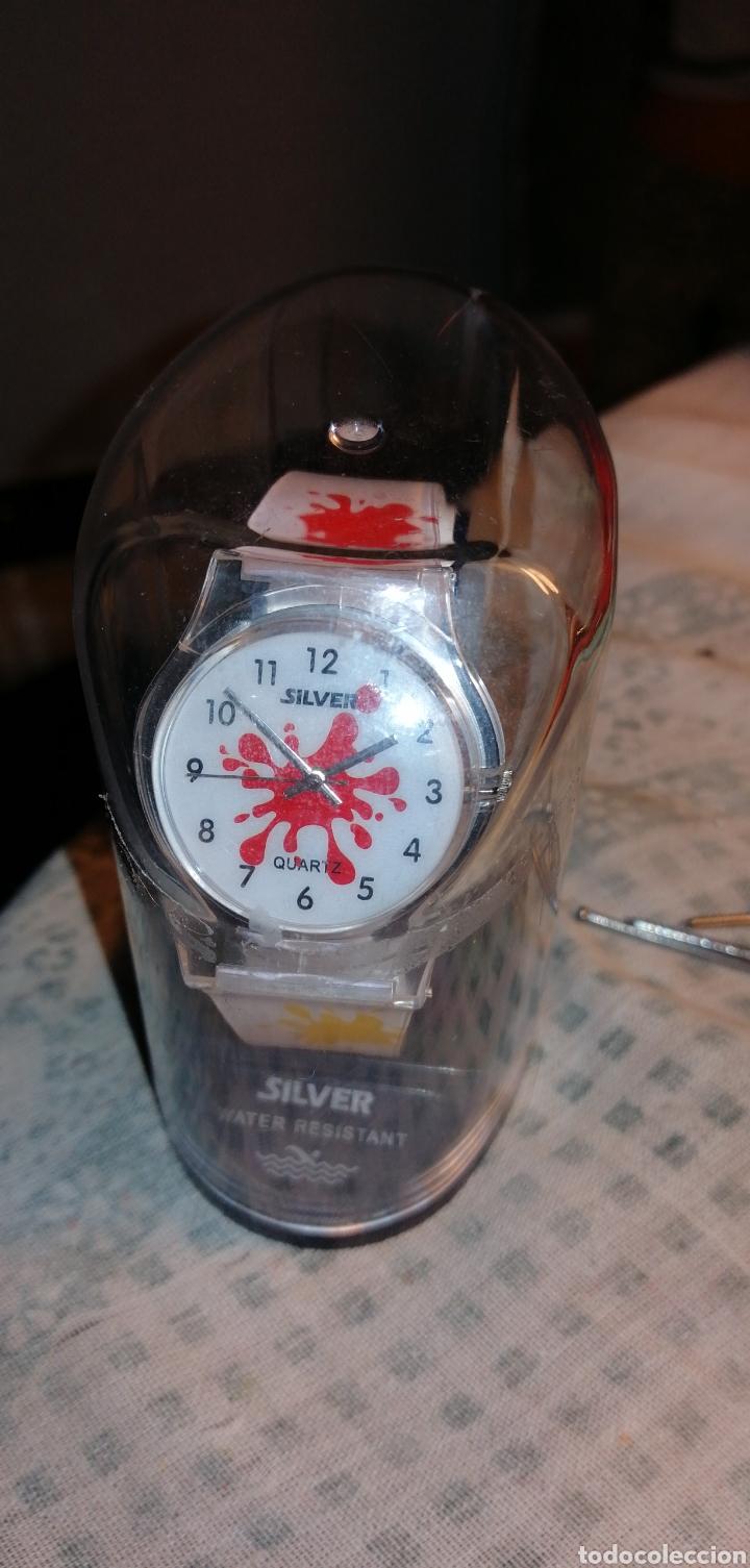 Relojes: RELOJ INFANTIL MARCA SILVER WATER RESISTANT - Foto 4 - 149383905