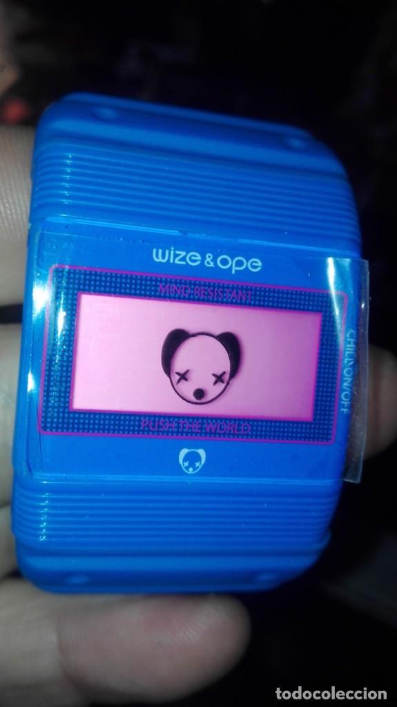Relojes: wize&ope reloj y llavero a estrenar con instrucciones y caja - Foto 2 - 149462206
