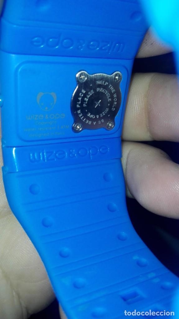 Relojes: wize&ope reloj y llavero a estrenar con instrucciones y caja - Foto 4 - 149462206
