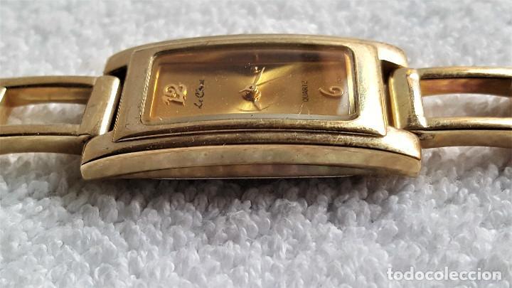 Relojes: BONITO RELOJ MUJER EN METAL QUARTZ - 18.CM LARGO - ESFERA 23 X 12.MM - Foto 5 - 149524566