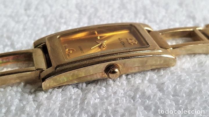 Relojes: BONITO RELOJ MUJER EN METAL QUARTZ - 18.CM LARGO - ESFERA 23 X 12.MM - Foto 8 - 149524566