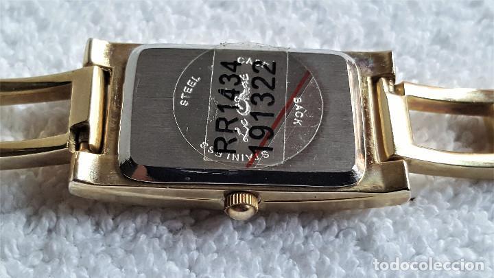 Relojes: BONITO RELOJ MUJER EN METAL QUARTZ - 18.CM LARGO - ESFERA 23 X 12.MM - Foto 12 - 149524566