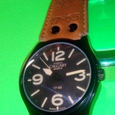 Relojes: RELOJ CALGARY. NUEVO. FUNCIONANDO. BATERIA 5 AÑOS. JUNIO 2.019. 45 MM. DESCRIPCION Y FOTOS.. Lote 149666182