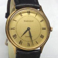 Relojes: RELOJ RADIANT DE CUARZO - CAJA 32 MM - FUNCIONANDO. Lote 150272946