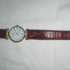 Relojes: RELOJ KAMATZ FRANCÉS DE PULSERA AUTOMÁTICO FUNCIONANDO. Lote 150557762