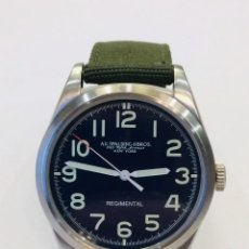 Relojes: RELOJES A.G. SPALDING & BROS. 520 FIFTH AVENUE NEW YORK REGIMENTAL. Lote 255003440