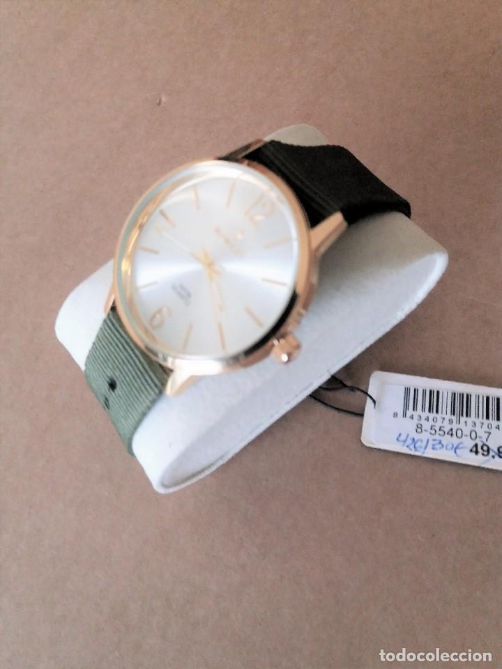 Relojes: MAGNIFICO RELOJ NOWLEY MEDIDA 40 MM. NUEVO A ESTRENAR - Foto 4 - 150788814