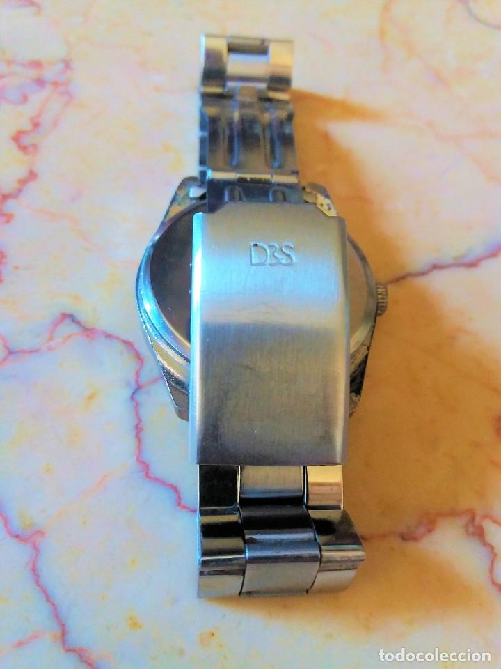 Relojes: RELOJ DOMENICO STEFANO . MEDIDA 40 MM. BUENA CONSERVACION - Foto 7 - 150792262