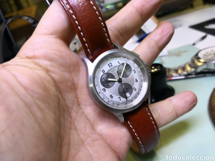 Relojes: Reloj Hamilton Khaki. - Foto 3 - 150792941