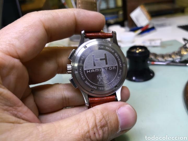 Relojes: Reloj Hamilton Khaki. - Foto 4 - 150792941
