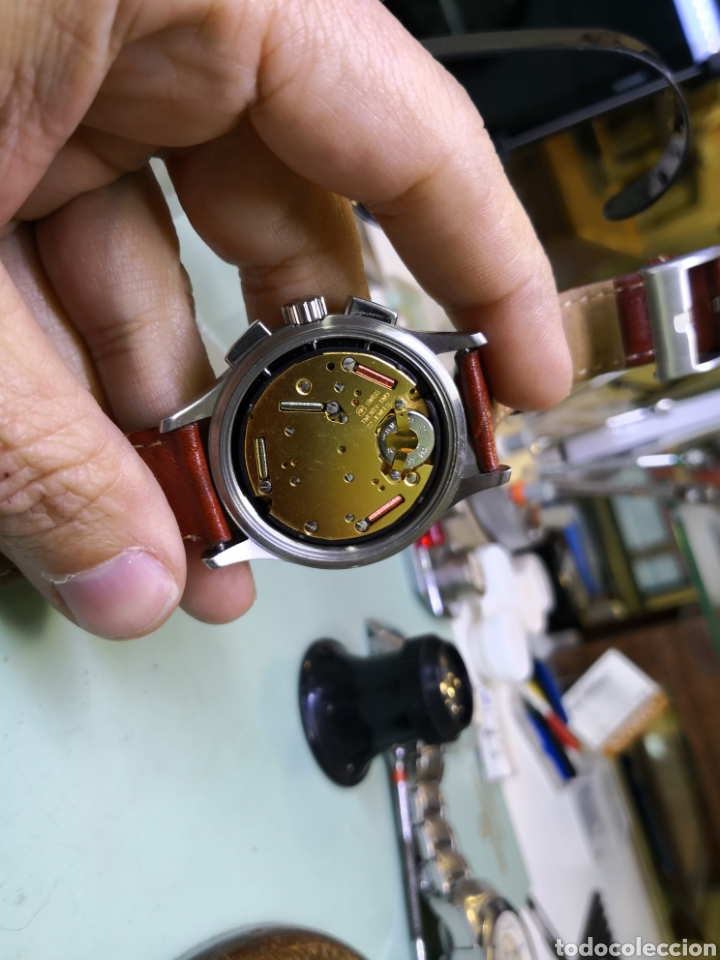 Relojes: Reloj Hamilton Khaki. - Foto 5 - 150792941