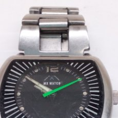Relojes: RELOJ MX WATCH QUARTZ. Lote 150945925