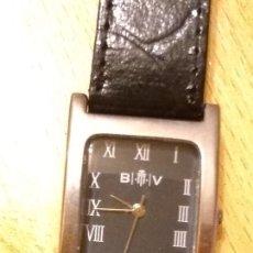 Relojes: **RELOJ PUBLICIDAD DEL, --- BANCO DE VALENCIA --- MUY USADO, PARA PIEZAS O COLECCIÓN**. Lote 150964688